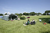 Leadstone Camping in Dawlish Warren